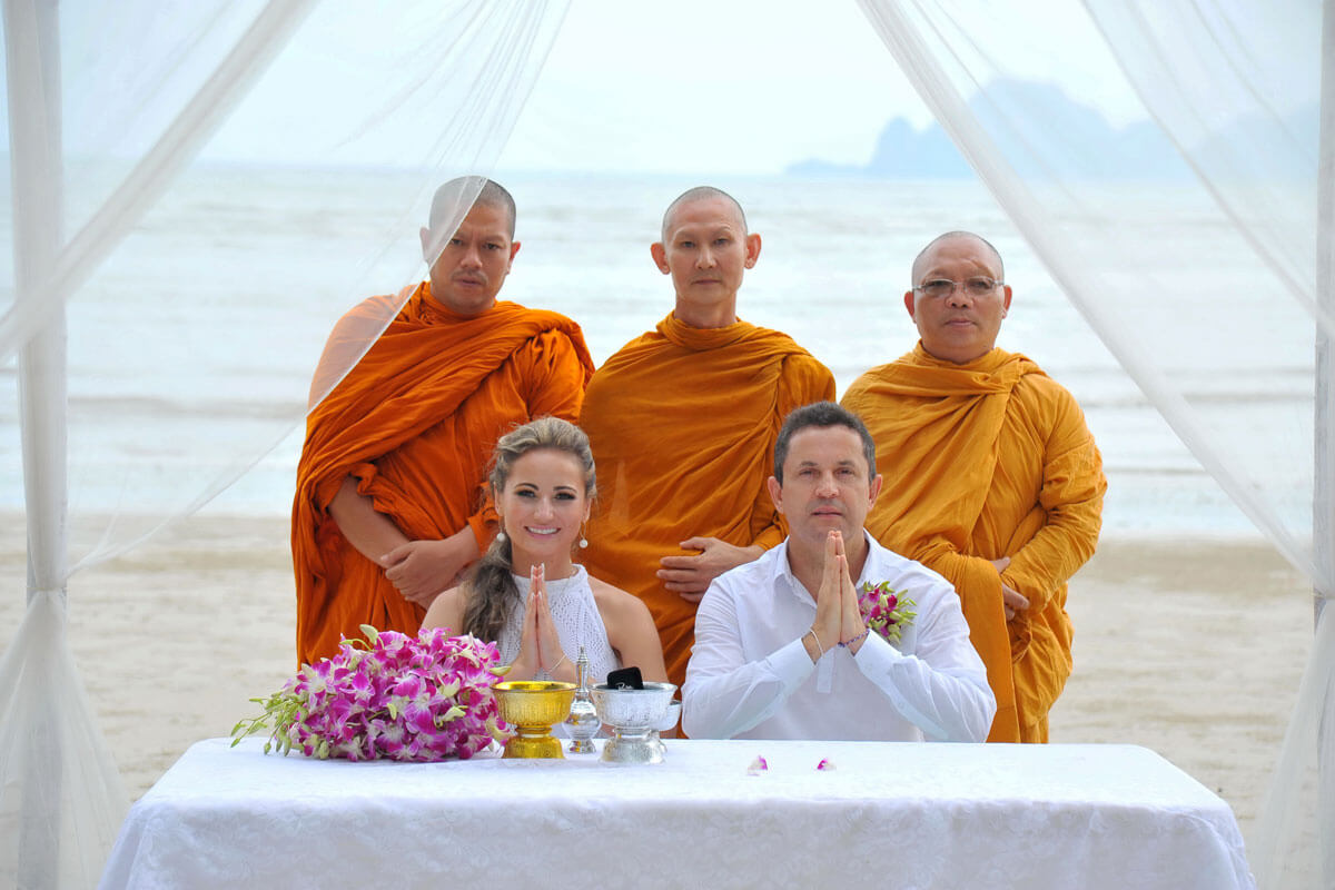 Buddhist Blessing Package