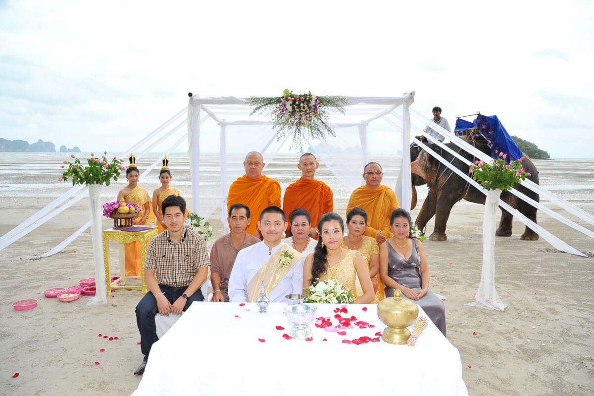 Elephant Beach Thai Package