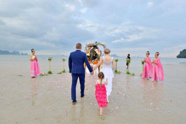 Western Marriage @ Beach