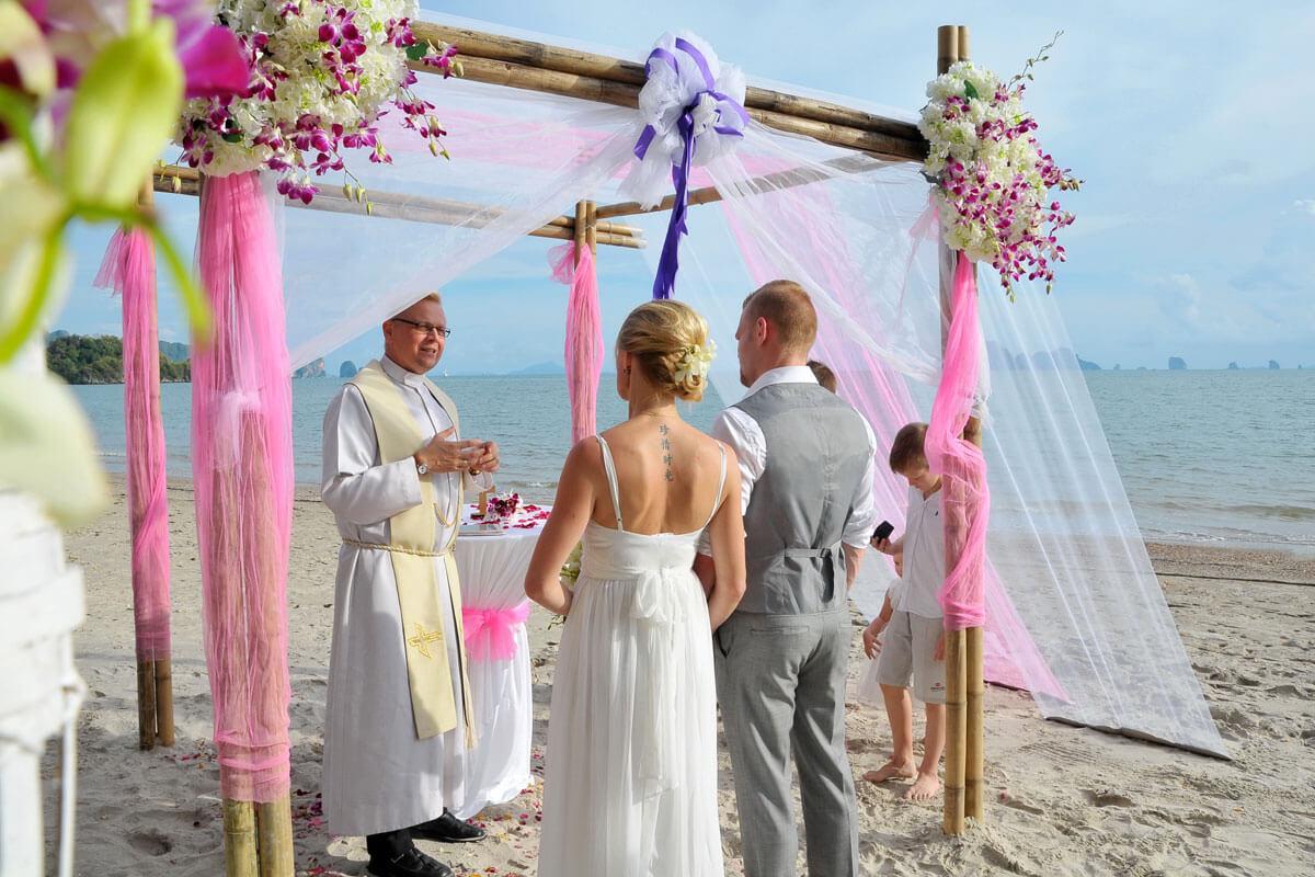 Lutheran Wedding