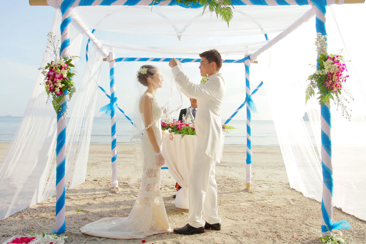 Protestant Wedding