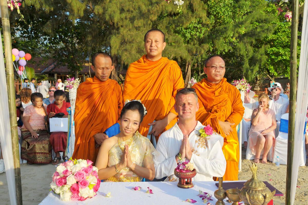 Renew Buddhist Wedding