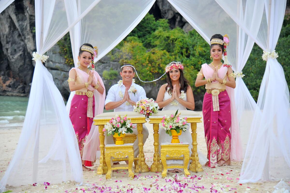Thai Wedding Package