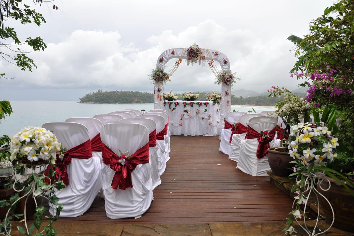 Villa Wedding Venue
