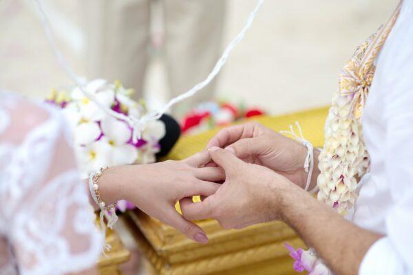 Railay Buddhist Blessing